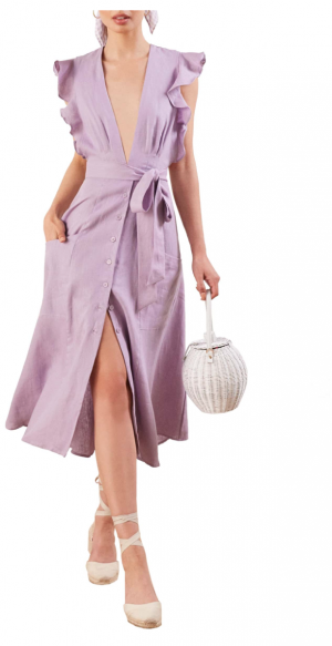 Reformation Midi Dress