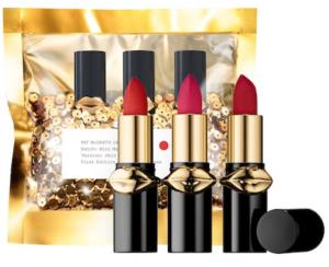 Pat McGrath Labs Mini MatteTrance Lipstick Set